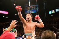Manny Pacquiao vence Joshua Clottey