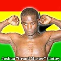 Joshua Grand Master Clottey