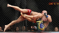 UFC 100 - Georges St-Pierre vs Thiago Alves