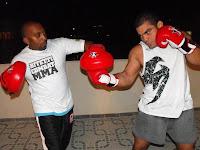 Paulo Filho, Paulão, treinando para o Dream e Bitetti Combat