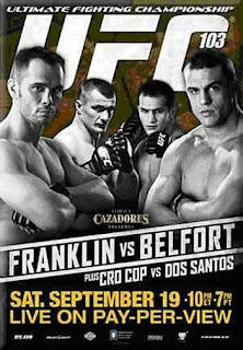 UFC 103 Franklin vs Belfort