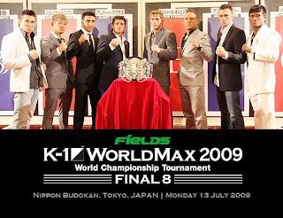 K-1 World Max 2009 Final
