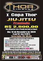 Jiu-Jitsu - Copa Thor