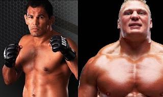 UFC Rodrigo Minotauro e Brock Lesnar doentes