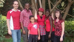 Our family in Rwanda