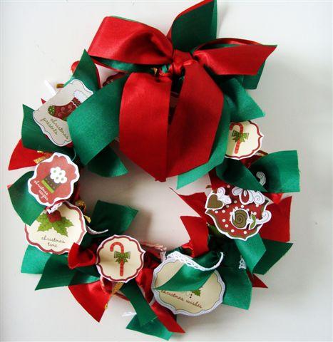 ***kiss de Natal***Papéis Scrapdiary