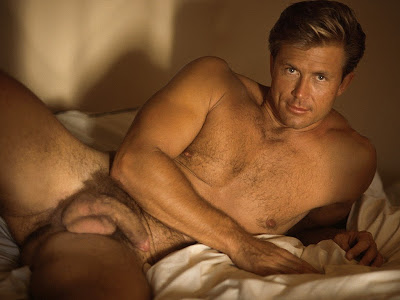 Actor Bobby Johnston Nude