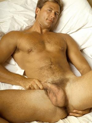 Bobby Johnston Nude