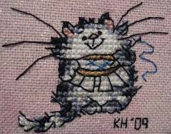 It's me! StitchinKat!