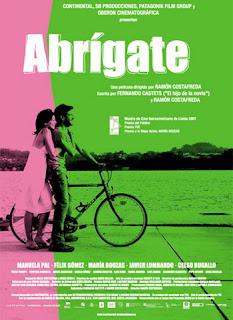 Abrígate Poster