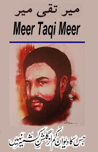 meer - biography of mir taqee mir  مير تقى مير