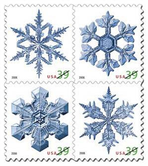 Sectored Plate Snowflake