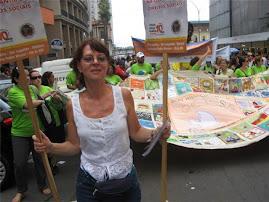Foto Caminhada FSM