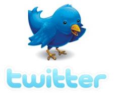 Estamos no Twitter