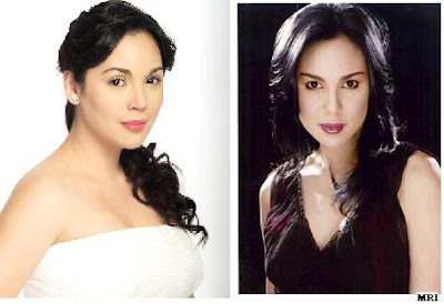 Gretchen Barretto and sister Claudine Barretto in an upcoming ABS-CBN