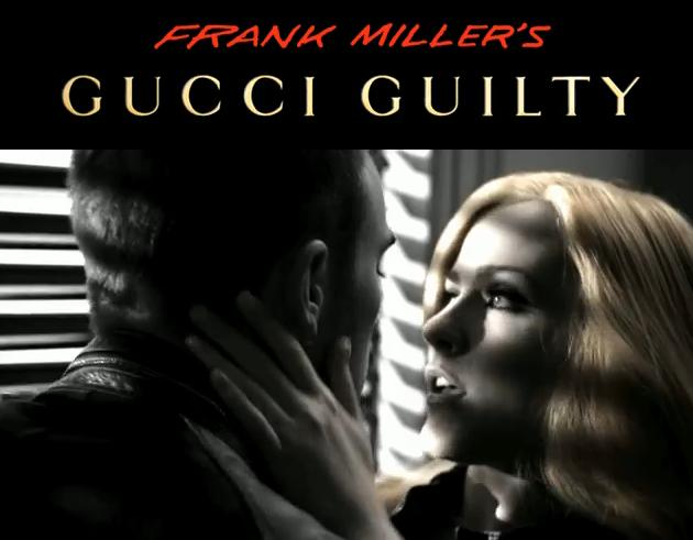 "Evan Rachel Wood & Chris Evans Gucci ""Guilty"" teaser ..."