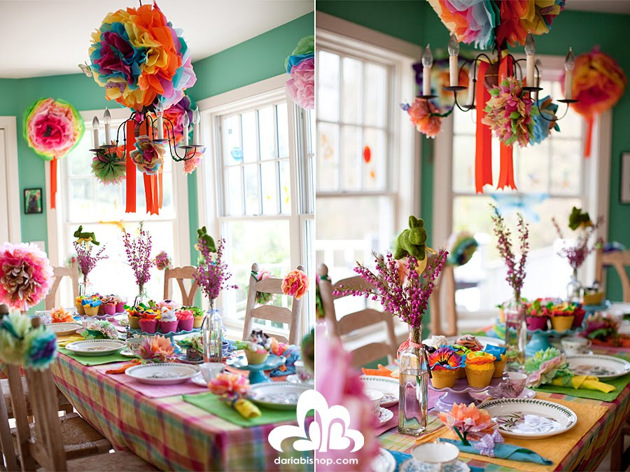 Simply creative insanity mad hatters tea party - Mad hatter tea party decoration ideas ...