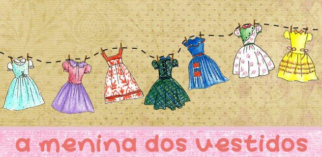 A menina dos vestidos
