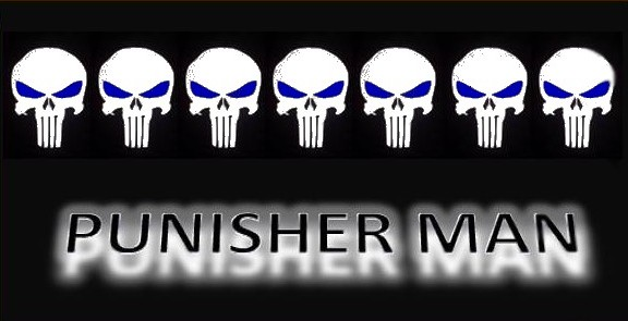 PUNISHER MAN