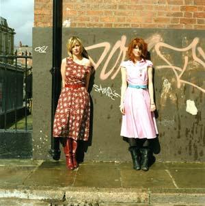 Fuchsia Girl Street Fashion