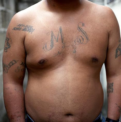 ms 13 tattoos meanings Apart from 'MS - 13′ or 'Emese' - short for 'Eme Ese