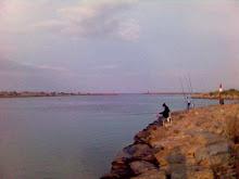El tiempo pescado.