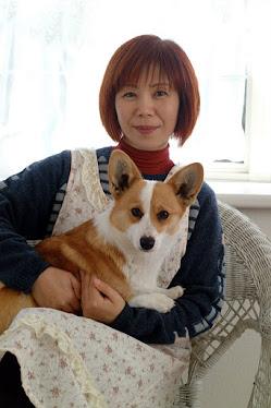 コーギーモデル犬サリー