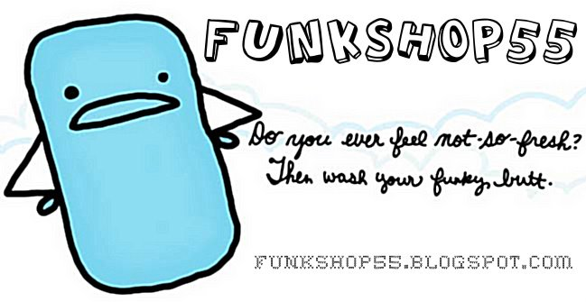 FUNK SHOP FIFTY FIVE