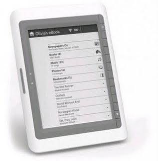Digibook ADB-106 - czytnik ebooków od Ambiance Technologies