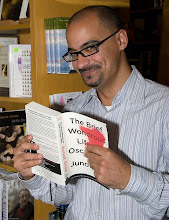 "Junot Diaz: Author of ""The Brief Wondrous Life of Oscar Woa"""