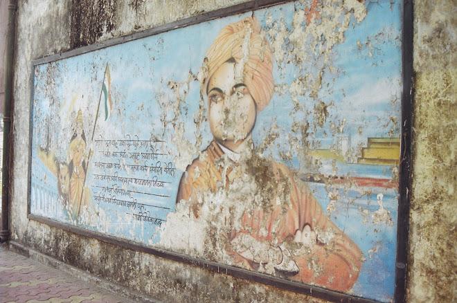 Walls, Mumbai