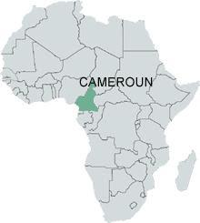 Le Cameroun se trouve en Afrique Centrale