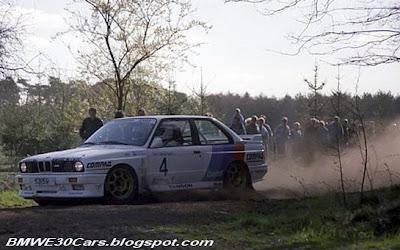 E30 rally