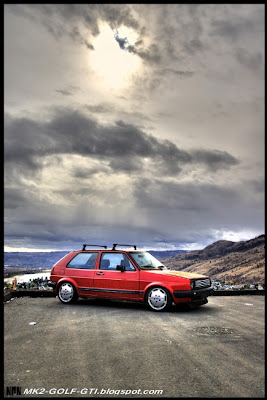 MK2 GOLF GTI roof racks