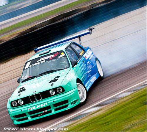 BMW E30 CARS Drift Pics