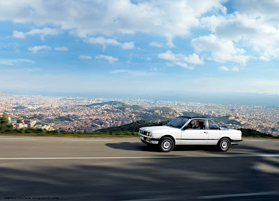 E30 Cabrio wallpapers