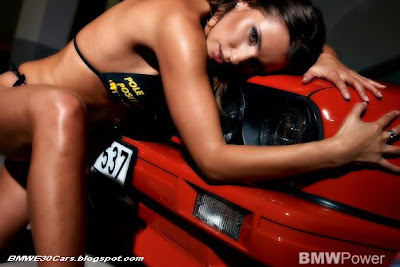 BMW E30 M3 bikini