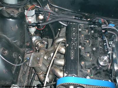 BMW E30 4G63