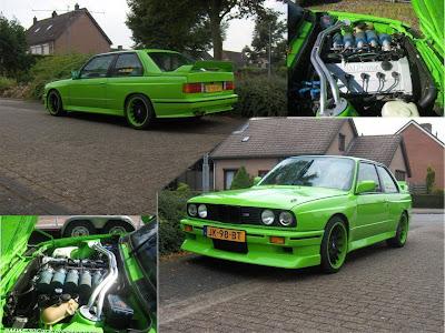 Bmw M3 E30 Tuning. BMW E30 M5 E30 M5 BMW M3