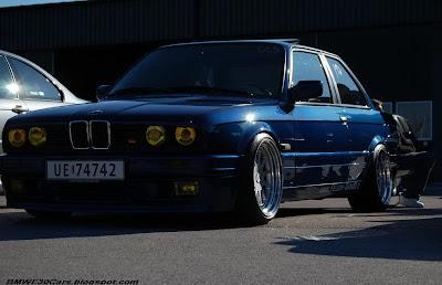 BMW E30 Hartge