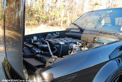 BMW E30 S50 turbo
