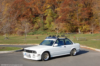 BMW E30 Roof Racks wallpapers