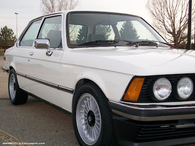Alpina on Bmw E21 Cars  E21 Alpina Wheels