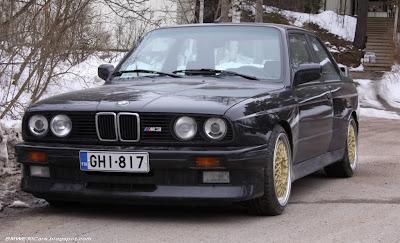 E30 M3 brakes