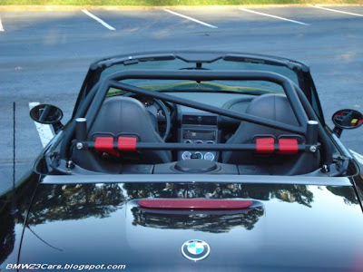 BMW Z3 CARS: BMW Z3 roadster roll bar