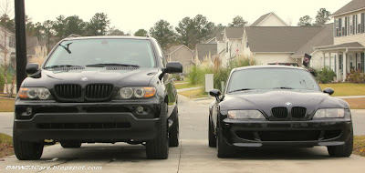 Bmw Z3 Cars Bmw Z3 Roadster Vs Bmw X5