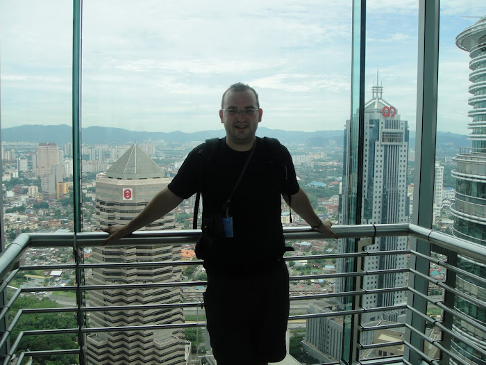THE SKYBRIDGE...PETRONAS TOWER