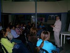 CONFERENCIA del DR. Manuel Arambulo