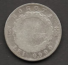 2 reales de 1852