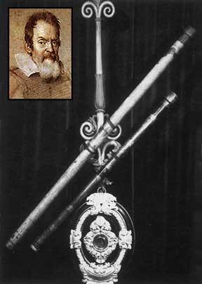 galileo galilei and the invention of the telescope Several men laid claim to inventing the telescope, but the credit usually goes to hans lippershey, a dutch lensmaker, in 1608 galileo galilei improved on lippershey's design and was the first to .